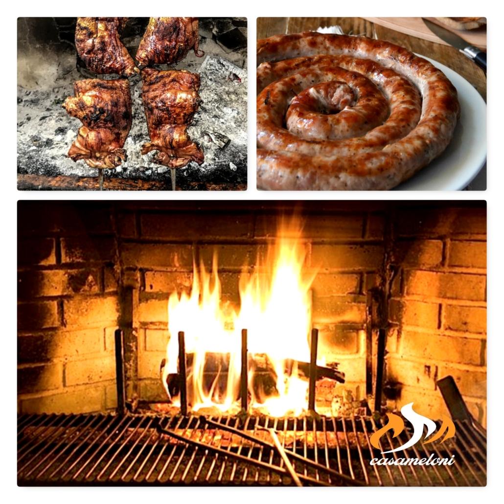 Porceddu e Salsiccia... due specialità che dovete assolutamente provare   CasaMeloni Pizzeria e Barbecue a Villasimius