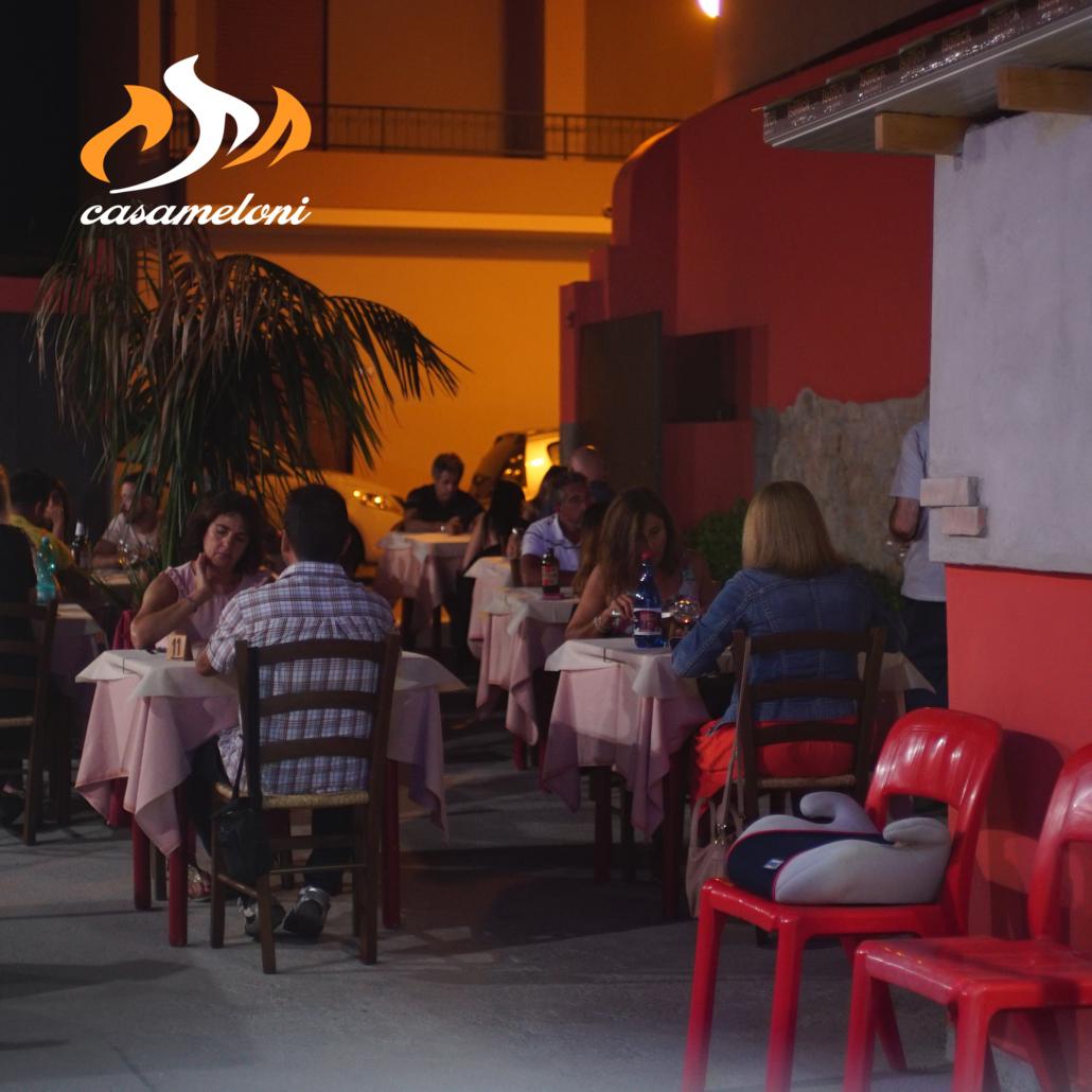 Da noi l'estate non accenna a finire | CasaMeloni Pizzeria e Grill a Villasimius