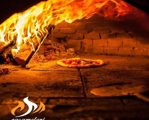 Pizzeria con forno a legna a Villasimius  Casa Meloni Pizzeria e BBQ